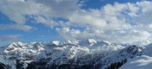 Wintersport bestemming Oostenrijk
